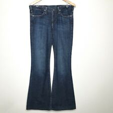 AG Adriano Goldschmied The New Legend Boot Cut Flare Jeans Made USA