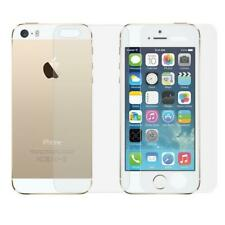 Front & Back screen protector for iphone 5 5s New Anti-Scratch tempered glass