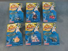 The Tick Complete Set Of 6 Wacky Windup Figure Toys- Bandai 1995 Wind-Ups