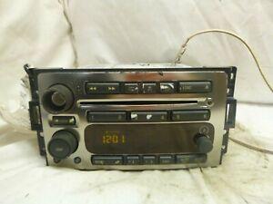 06 07 08 09 10 Hummer H3 Radio 6 Disc Cd Player 15261537 VCG13