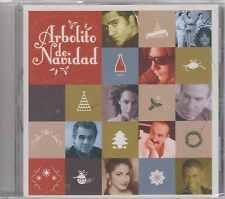 CD - Arbolito De Navidad NEW Various Artist 10 Canciones FAST SHIPPING !