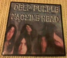 DEEP PURPLE MACHINE HEAD VINYL LP 1972 ORIGINAL AUSTRALIAN STEREO PRESS TPSA7504
