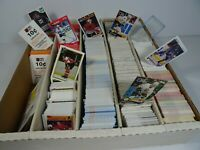 Bulk Lot of 1990/91 NHL USA Ice Hockey Trading Cards Upper Deck Pro Set Topps Sc