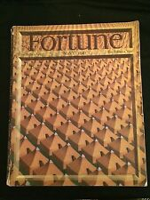 FORTUNE May 1941 G Condition