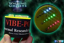 Vibe Pod 3-Axis Vibration & Movement Detector RGB LED Paranormal Ghost Hunt UK