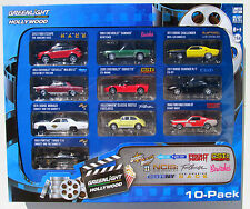 GL HOLLYWOOD 10-PACK AMAZING RACE - BEWITCHED - CIS:NY - CIS: MIAMI - FOOTLOOSE