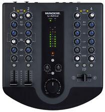 Mackie U420D Firewire Mixer - NEW!