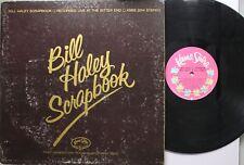 Rock Lp Bill Haley & The Comets Bill Haley'S Scrapbook On Kama Sutra