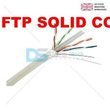 305M CAT6 FTP Gigabit Networking Cable Full COPPER, Foil Screened Cable
