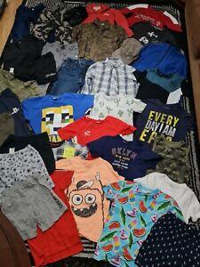 #343💙 Huge Bundle Of Boys Clothes 7-8years NEXT GEORGE REGATTA PRIMARK NUTMEG