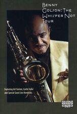 Benny Golson: The Whisper Not Tour (2007, DVD NEUF)