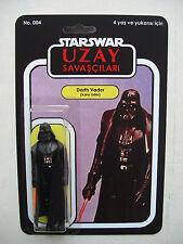 De colección Guerra de las Galaxias Darth Vader Kara Lider Personalizado Uzay savascilari Bootleg MOC