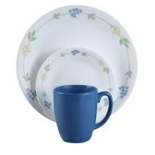 Corelle Livingware Secret Garden 16-Piece Vitrelle Dinnerware Set Dinner for 4