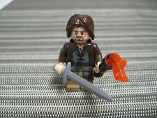 LORD OF THE RINGS LEGO 9472 ARAGON MINI-FIGURE ONLY