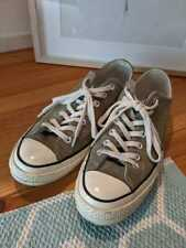 New listing Converse 8.5Us Chuck Taylor Ct70 Suede Olive Color Ghana