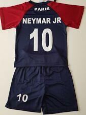 maillot foot psg paris NEYMAR  ENFANT 1/2/3/4/6/8/10/212/14 ANS