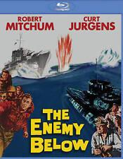 The Enemy Below (Blu-ray Disc, 2016)