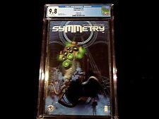 "Symmetry #1 - CGC 9.8 - ""Variant Cover"" Highest Graded!"