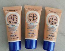 3 Rimmel BB Cream 9-IN-1 SPF 25 Medium 30ml