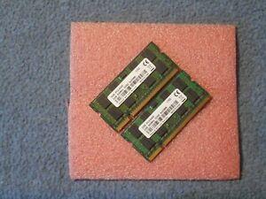4GB ● (2x2GB) Memory RAM ● for Dell Latitude E5400 E5500 E6400 E6500 ● U.S. Ship