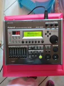 Roland td20x module pd125x td20 td25 td30 td50