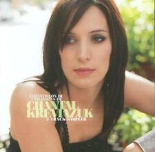 Chantal Kreviazuk: 3 Track Sampler PROMO Music CD Sony All Can, Time, Blue w/Art