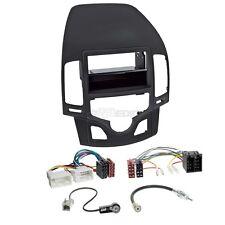 Hyundai i30 07-12 1-DIN Autoradio Einbauset Adapter Kabel Radioblende