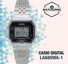 Casio Ladies Standard Digital Watch LA680WA-1D AU FAST & FREE