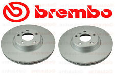 Set of 2 Brembo Front Brake Rotors 348 x 30mm BMW E70 E71