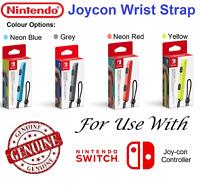 Wriststrap Wrist Strap Nintendo Switch Joycon Controller Grey Yellow Blue Red