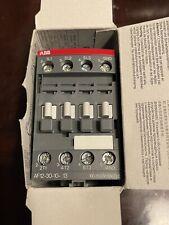 Abb Af12 30 10 13 Contactor New