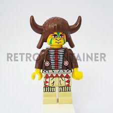 LEGO Minifigures - 1x ww019 - Indian Medicine Man - Western Omino Minifig