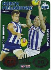 2018 Teamcoach Battle Teams (BT-36) Higgins / Brown North Melbourne