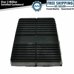 Manual Transmission Clutch Brake Pedal Cover Pad For Buick Cadillac Chevy Olds