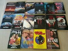 Lot of 16 Sci-Fi and Other Movie Tie Ins Independence Day, Total Recall, Omen!