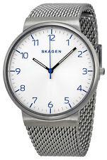 Skagen SKW6163 Ancher Silver Dial Stainless Steel Men's Watch