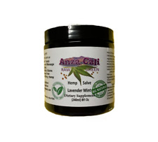 Premium Hemp Balm 4 Oz Jar Lavender MINT for Joint and Muscle Pain 2000 MG