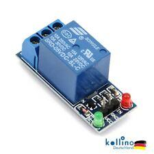 1 Kanal Channel Relais Modul 5V/230V LED Relay PIC AVR DSP ARM MCU Arduino Pi