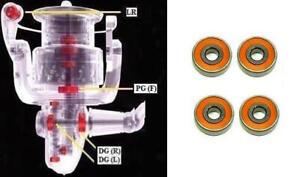 Shimano Ceramic Super Tune SPHEROS 3000FB, 4000FB (08)