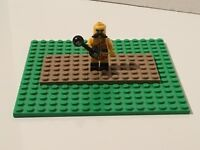 LEGO Strongman Minifigure Mini Figure Complete in Good Condition