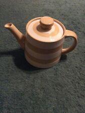 Cornishware Judith Onions Gold (mustard yellow) Tea Pot 4 Cup.