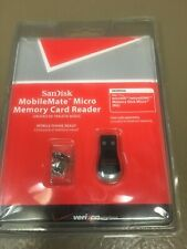 New SanDisk MobileMate Micro Memory Card Reader from Verizon Wireless