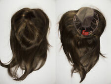 Top Secret 12 FS6/30/27 Medium Monofilament Jon Renau Straight Hair Pieces