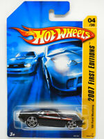 Hot Wheels 2007 FIRST EDITIONS '69 Ford Mustang (Black) 1/64 DIECAST CAR Japan