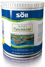 Söll Dr. Roth's TeichKlar 250 g für 5000 Liter Teichreinigung & Algenprophylaxe