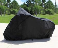 SUPER HEAVY-DUTY MOTORCYCLE COVER FOR Harley-Davidson Road King Classic 2006-13
