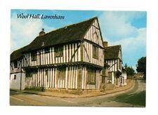 Suffolk - Lavenham, Wool Hall - Picture Postcard