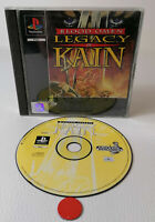 Blood Omen Legacy of Kain  | Playstation 1 | PS1 | PS X PS One OVP mit Anleitung