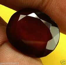 9.81 CT African Hessonite GIE Certified Beautiful Gem 100% Natural TOP Quality