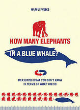 How Many Elephants in a Blue Whale?: Measuring What You Don't Know in Terms of W